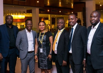 Integrat and MTN Mobile advertising teams