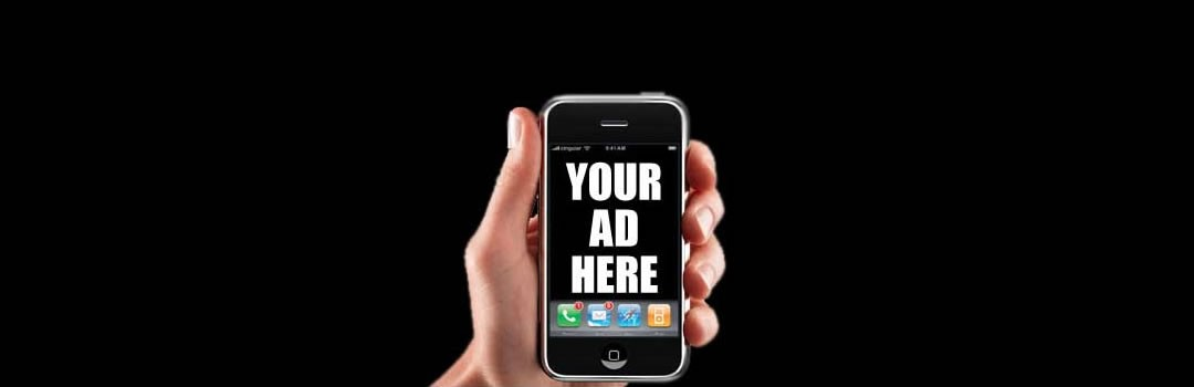 Mobile banner advertising for smartphones in 2015
