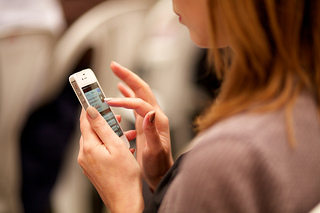 Mobile means immediate gratification for Intarget clients & mobile users alike